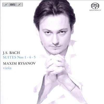 J.S. Bach: Suites Nos. 1, 4 & 5
