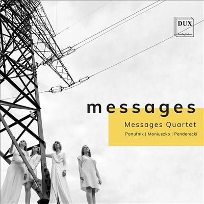Messages: Panufnik, Moniusko, Penderecki