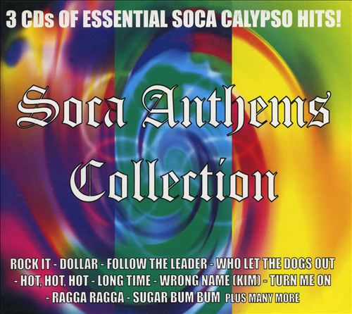 Soca Anthems Collection