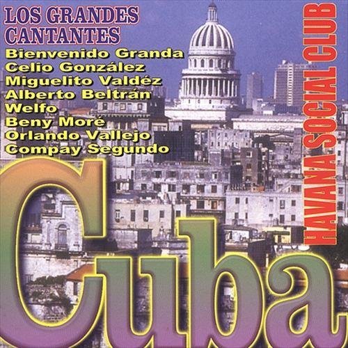 Cuba los Grandes Cantantes