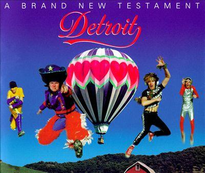 A Brand New Testament