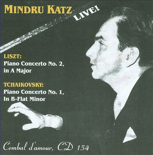 Mindru Katz Live!
