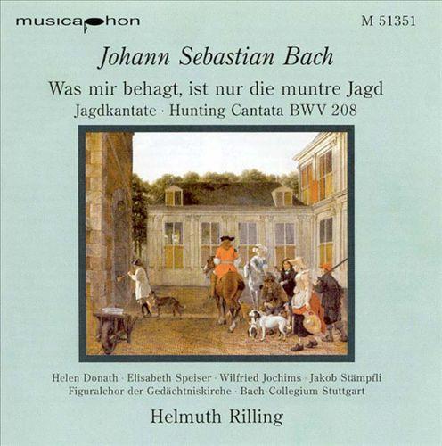 Bach: Hunting Cantata, BWV 208