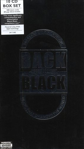 Back to Black: 1900-1999