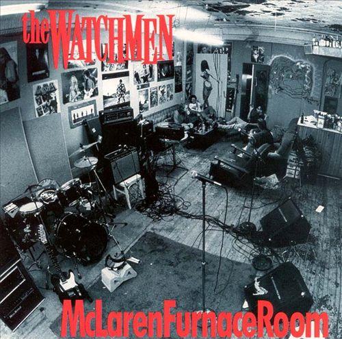 McLaren Furnace Room