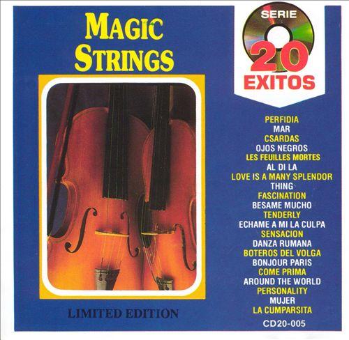 Magic Strings: Serie 20 Exitos