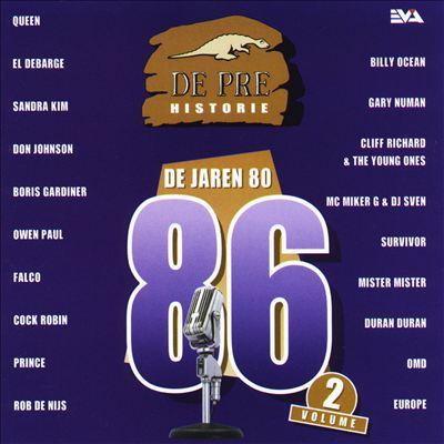 De Pre Historie: De Jaren 80, Vol. 2 (1986)