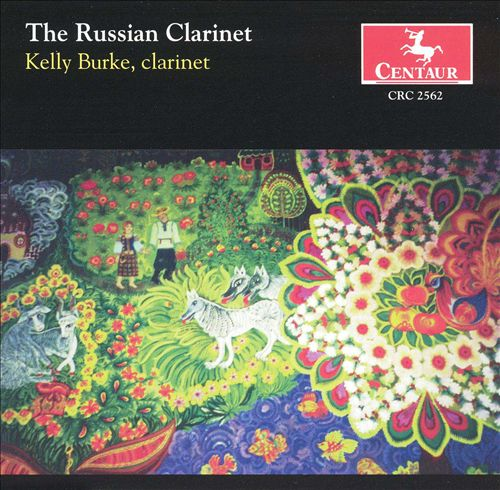 The Russian Clarinet