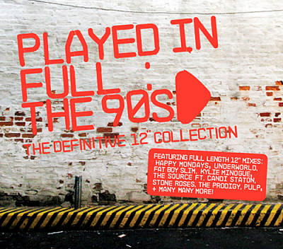 "Played in Full: 90's - Definitive 12"" Collection"