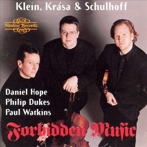 Forbidden Music: Music from Theresienstadt