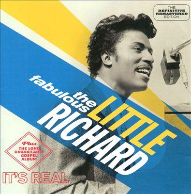 The Fabulous Little Richard/It's Real