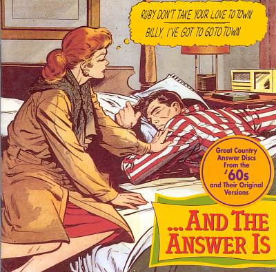 ...And the Answer Is: Great Country Answer Discs from '60s, Vol. 3