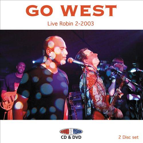 Live Robin 2 in 2003