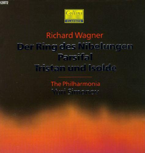 Wagner: Parsifal/Der Ring Des Nibelungen/Tristan Und Isolde