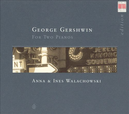 George Gerswin for Two Pianos