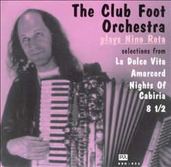 Plays Nino Rota: Selections From la Dolce Vita
