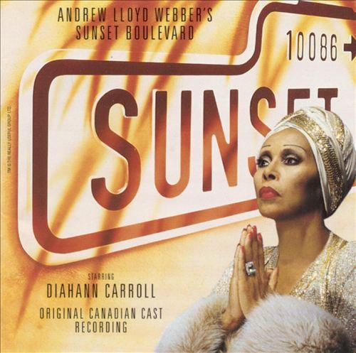 Sunset Boulevard [Original Canadian Cast]