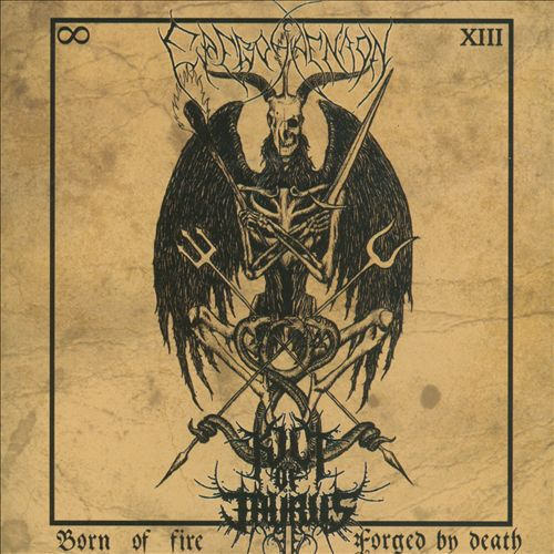 Born of Fire Forged By Death