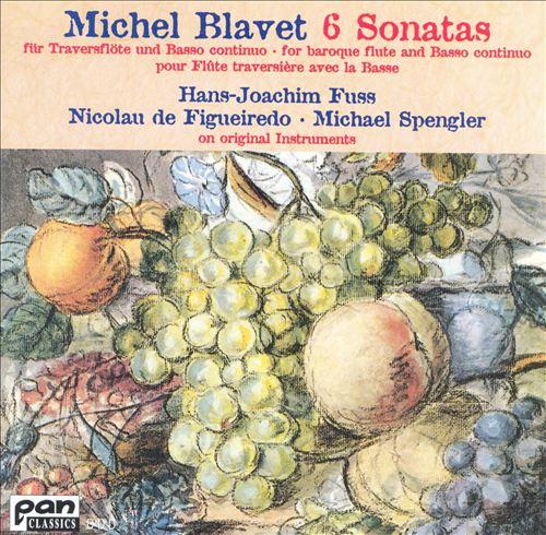 Blavet: Flute Sonatas