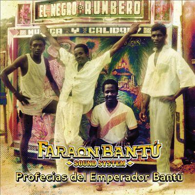 Profecias del Emperador Bantú