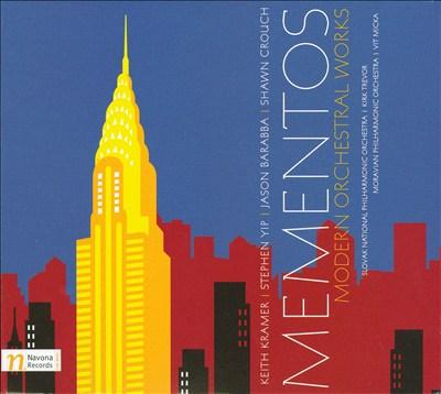 Mementos: Modern Orchestral Works