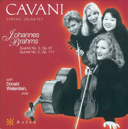 Brahms: Quartet No. 3, Op. 67; Quintet No. 2, Op. 111