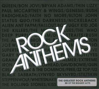 Rock Anthems [Universal 2010]
