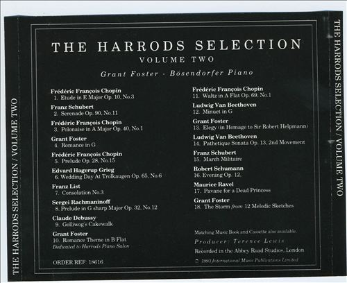 The Harrods Selection, Vol. 2