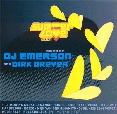 Summer Love 2001: DJ Emerson & D. Dreyer