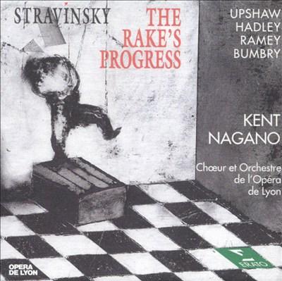 Stravinsky: The Rake's Progress