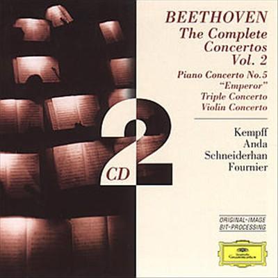 Beethoven: Complete Piano Concertos [Australia]