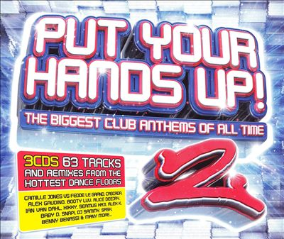 Put Your Hands Up!, Vol. 2