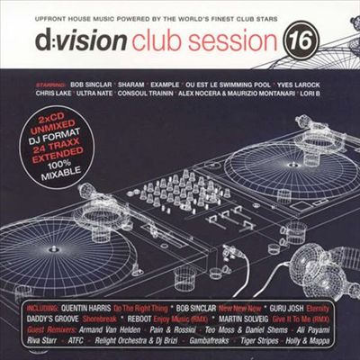 D: Vision Club Session, Vol. 16