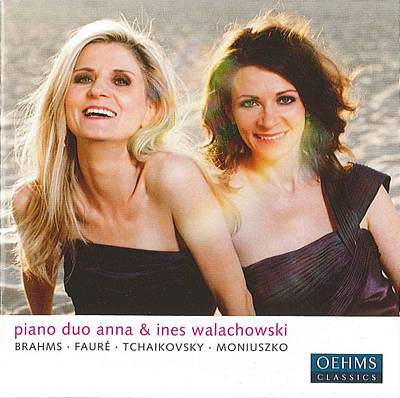 Brahms, Fauré, Tchaikovsky, Moniuszko