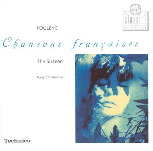 Poulenc: Chansons françaises