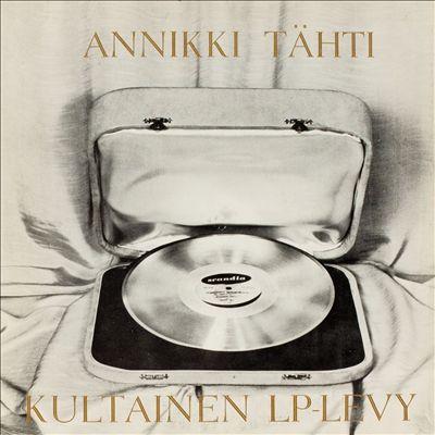 Kultainen LP - Levy