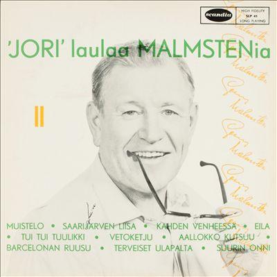 Jori laulaa Malmsténia 2