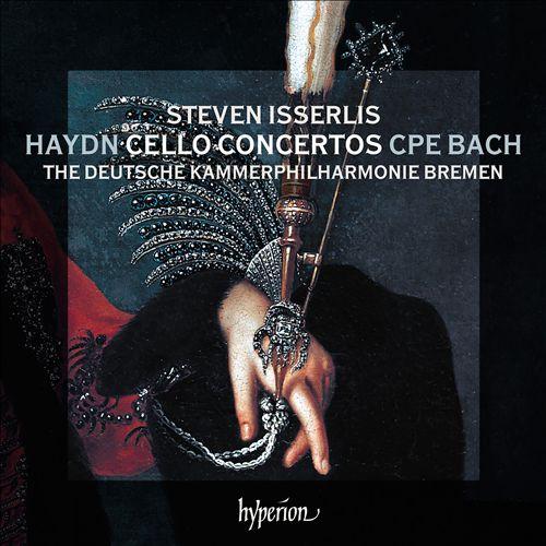 Haydn, CPE Bach: Cello Concertos