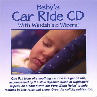 Baby's Car Ride