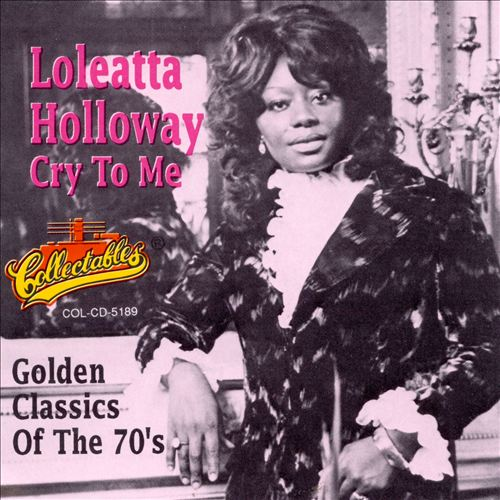 Cry to Me: Golden Classics of the 70s