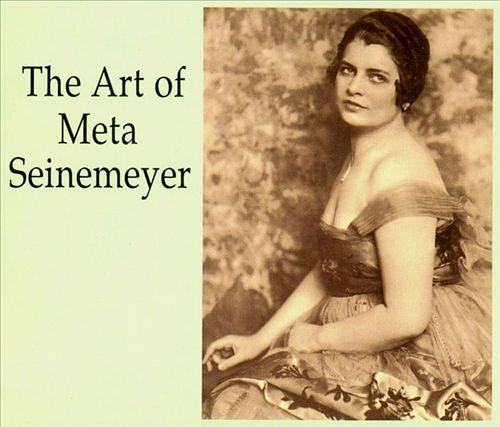 The Art of Meta Seinemeyer