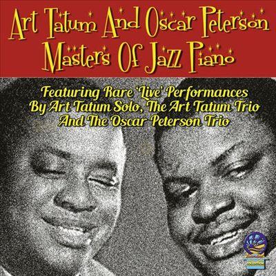 Masters of Jazz Piano