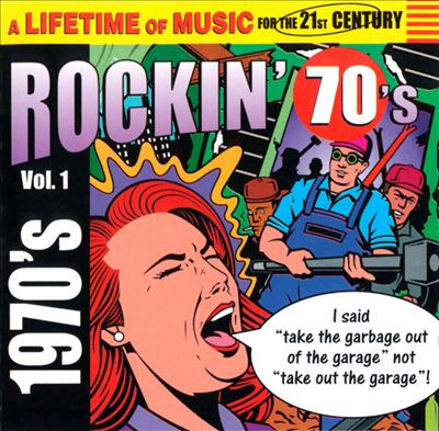 Rockin' 70's, Vol. 1 [Madacy]