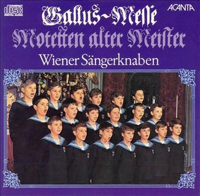 Gallus-Messe: Motetten alter Meister