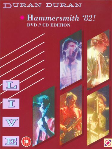 Hammersmith '82! [DVD/CD]