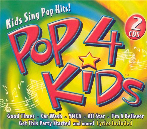 Pop 4 Kids [3-CD]