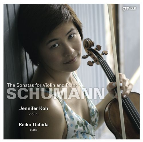 Schumann: The Sonatas for Violin and Piano