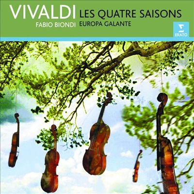 4 Saisons et Autres Concertos - Europa Galante, Bi