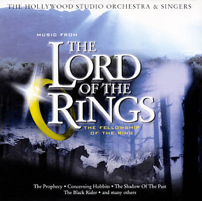 Music from Lord of the Rings: The Fellowship of the Rings