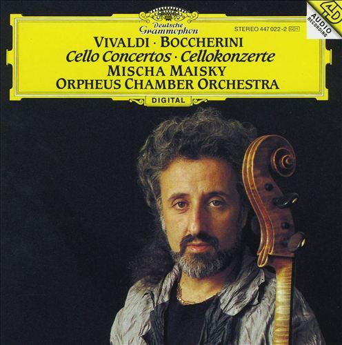 Cello Concerto, for cello, strings & continuo in B minor, RV 424